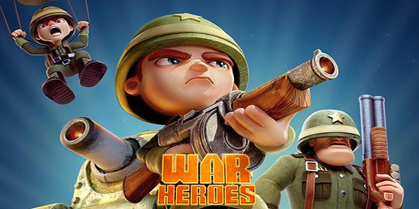 War Heroes Spiel