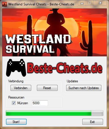 westland survival cheats - münzen
