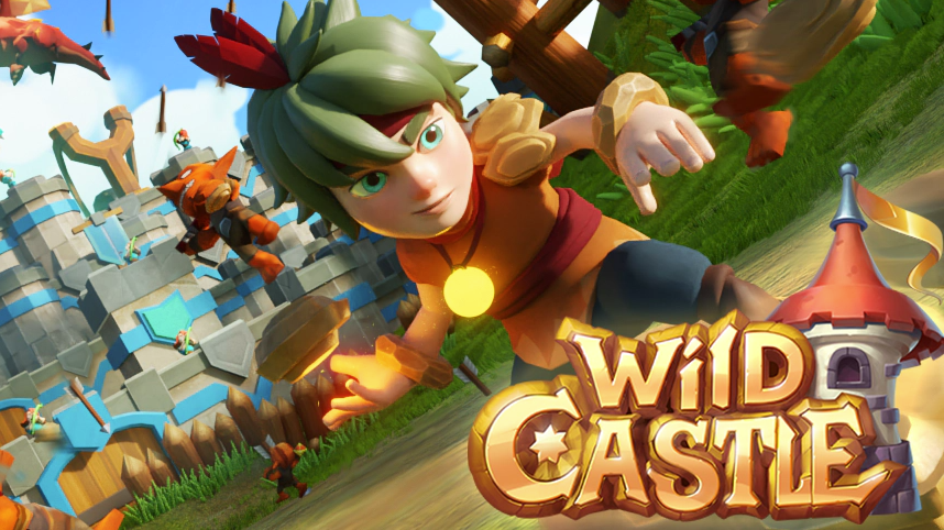 Wild Castle TD - Tower Defense Handyspiel