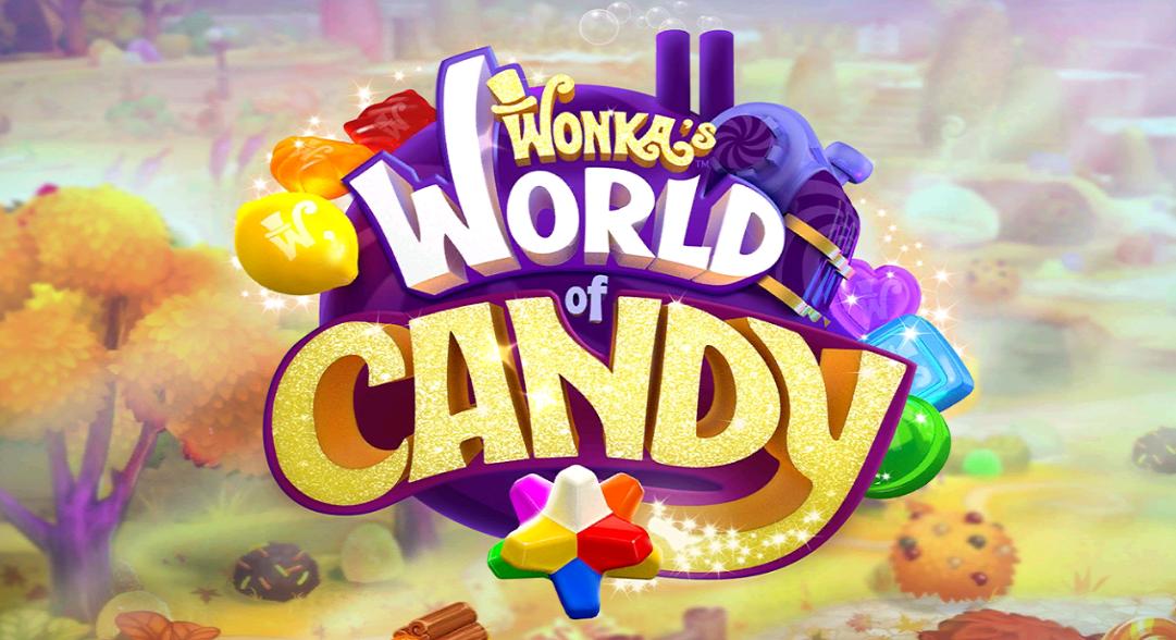 Wonkas Welt der Süßigkeiten - Puzzle Handyspiel