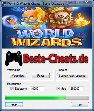 world of wizards cheats edelsteine und gold