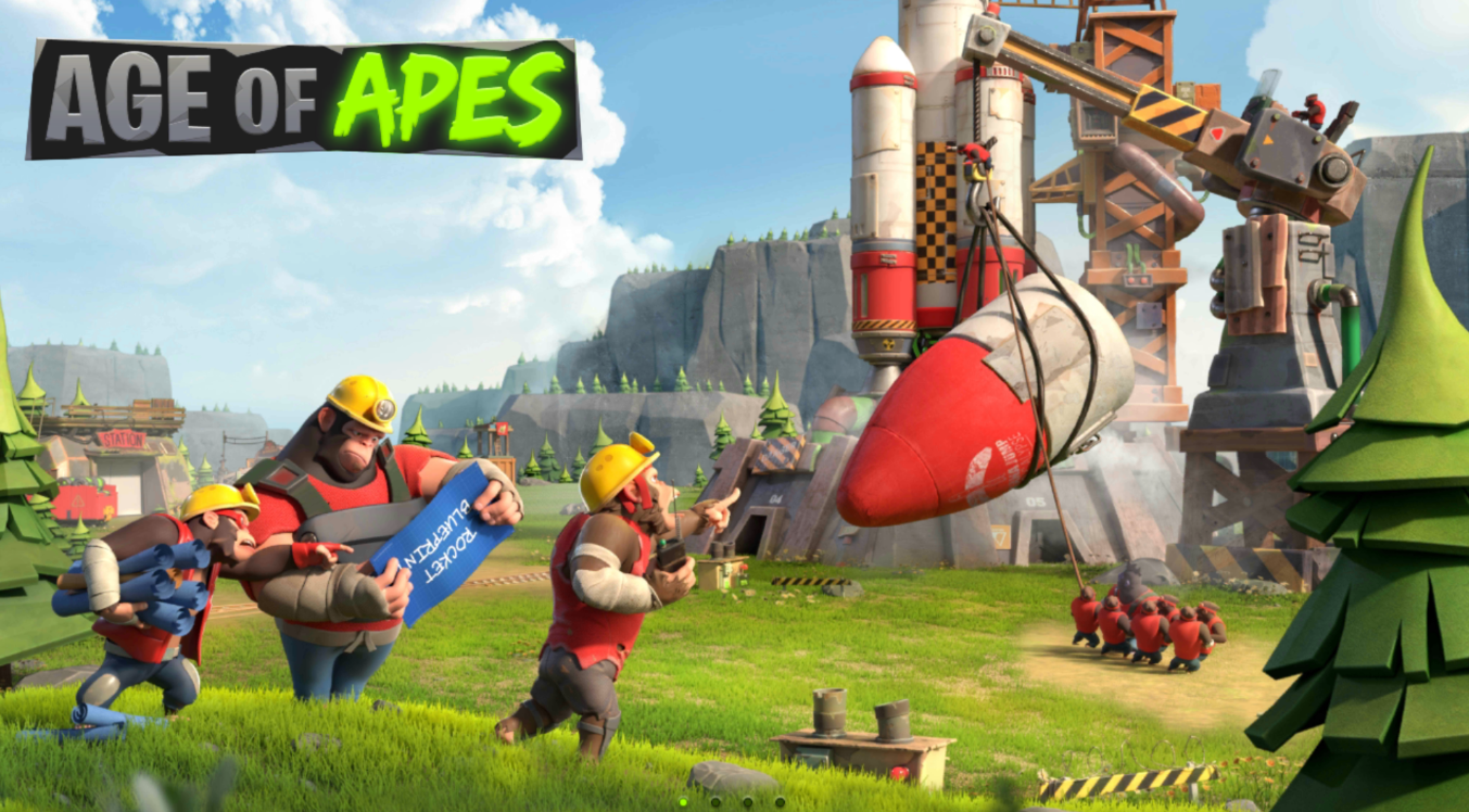 Age of Apes - Spiel Deutsch