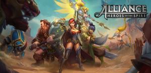 Alliance: Heroes of the Spire Cheats – Edelsteine und Gold