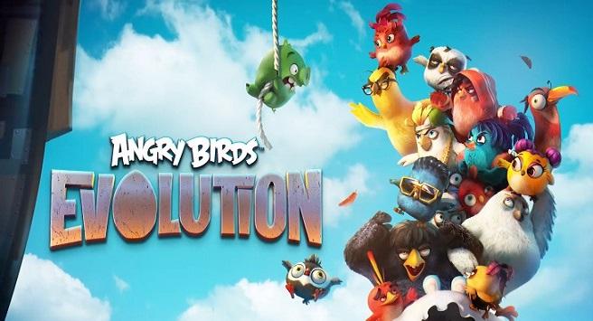 Angry Birds Evolution - Handyspiel, bei dem Sie all diese 6-Sterne-Vögel bekommen müssen