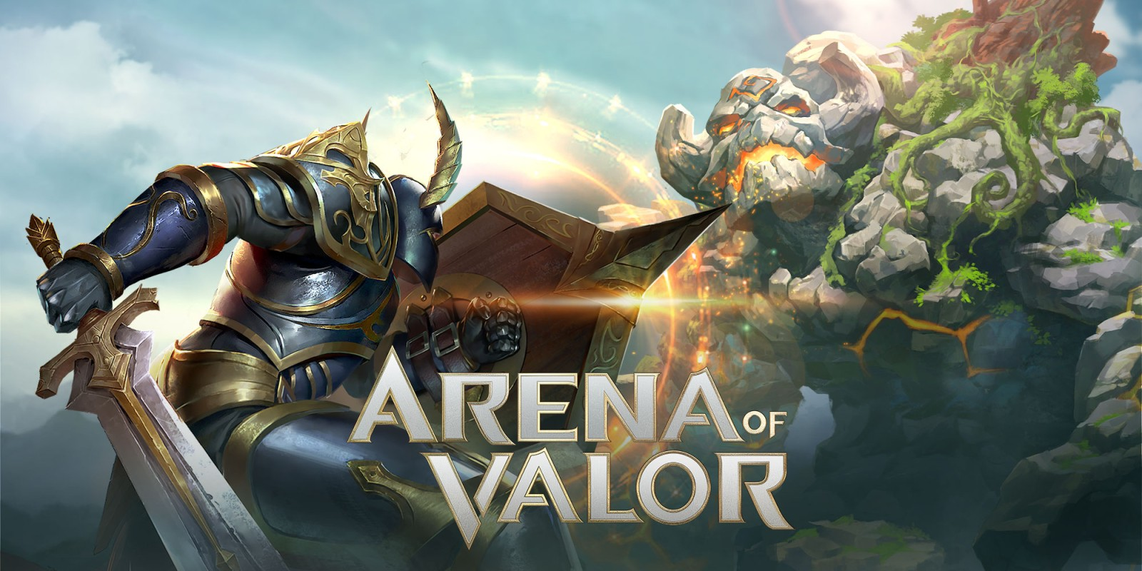 arena of valor logo bild