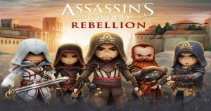 Assassin's Creed Rebellion Cheats – Helix-Credits und Münzen
