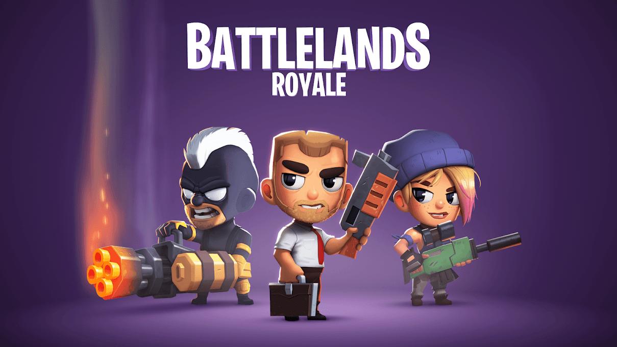 Battlelands Royale - Deutsch Handyspiel