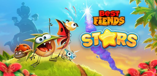 Best Fiends Stars - mobile Spiel