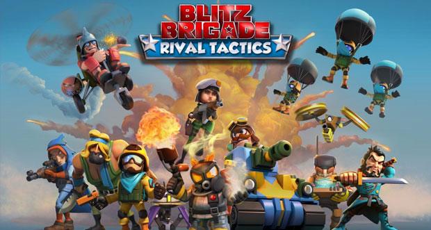 Blitz Brigade Rival Tactics - Bild