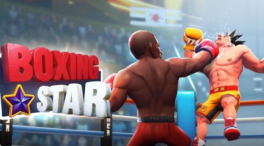 boxing star spiel bild