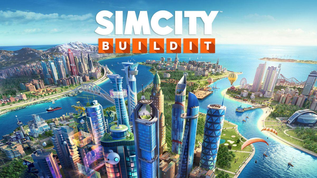 SimCity BuildIt - Handyspiel für Smartphones und Tablets