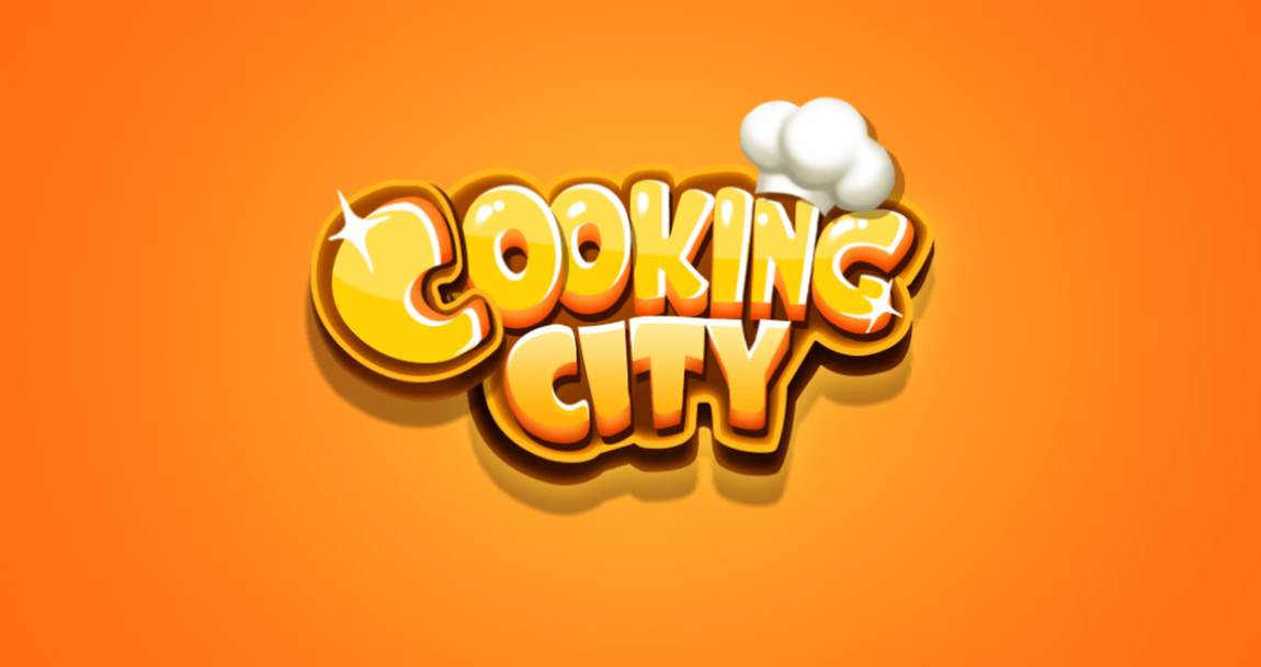 Cooking City - Spiele Logo