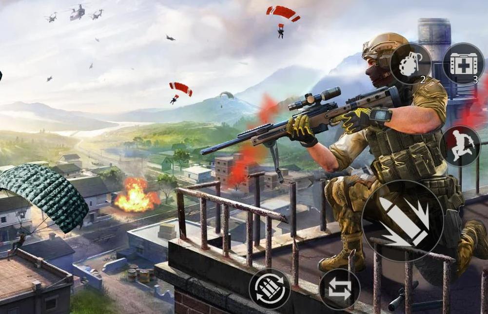 Critical Action ist eines der beliebtesten mobilen Schießspiele