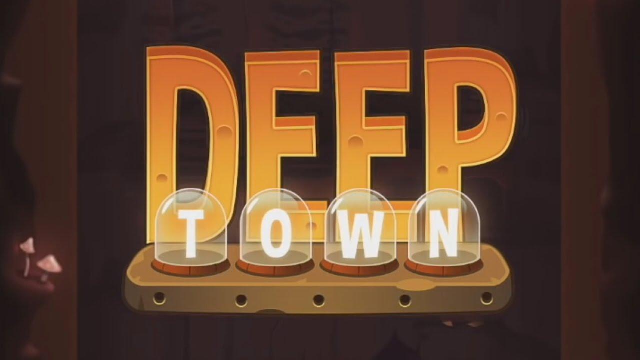 Deep Town ist ein Strategie Handyspiel