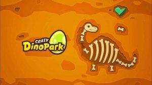 Crazy Dino Park – Edelsteine und Münzen Cheats