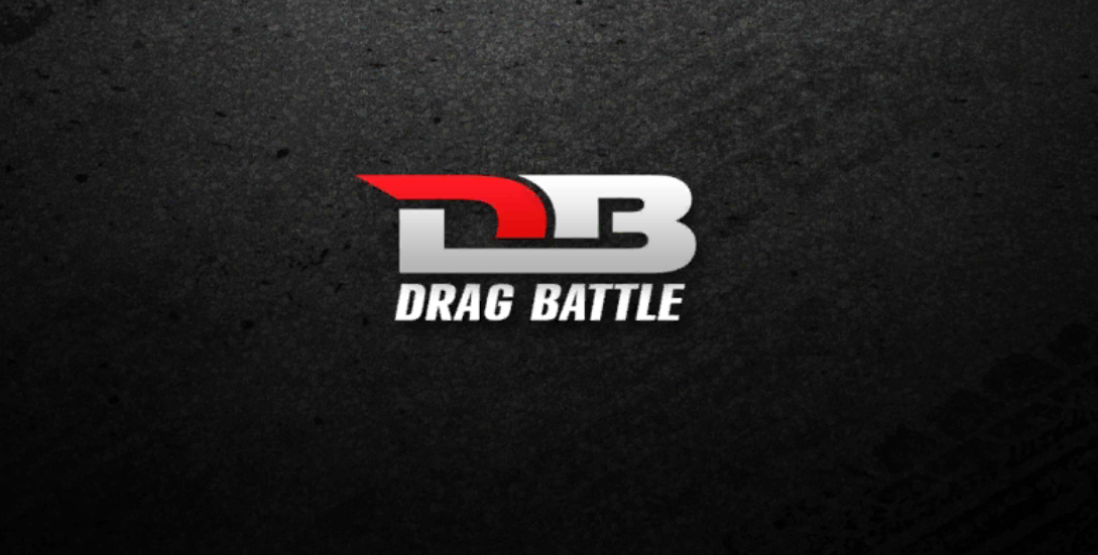 Drag Battle Racing - Logo