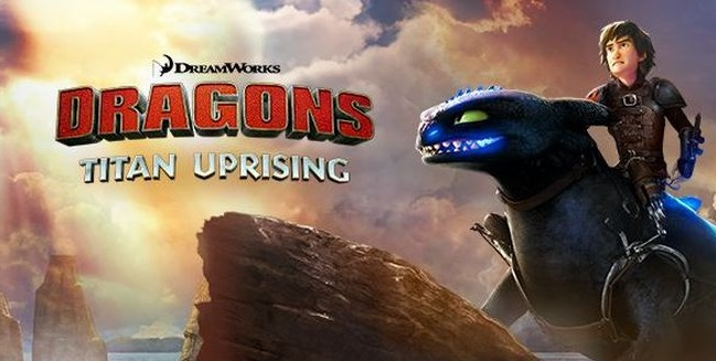 dragon titan uprising bild deutsch