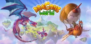 Dragons World – Kristalle, Gold und Nahrung