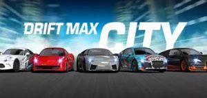 Drift Max City Cheats – unendlich Münzen
