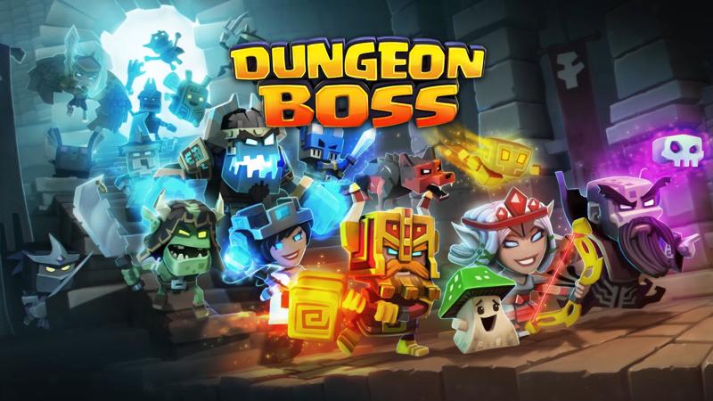 Dungeon Boss - Handyspiel