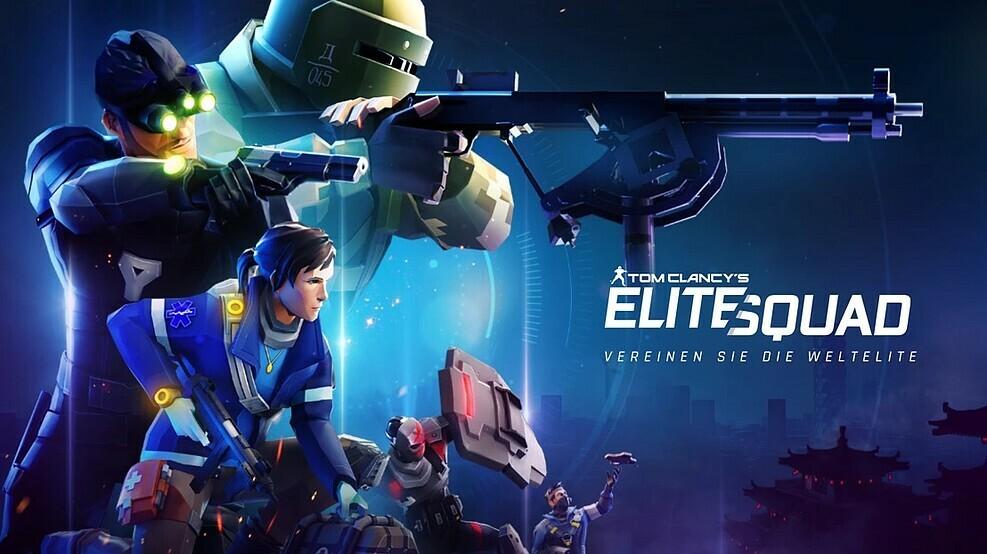 Elite Squad - Tom Clancy's Elite Squad Handyspiel