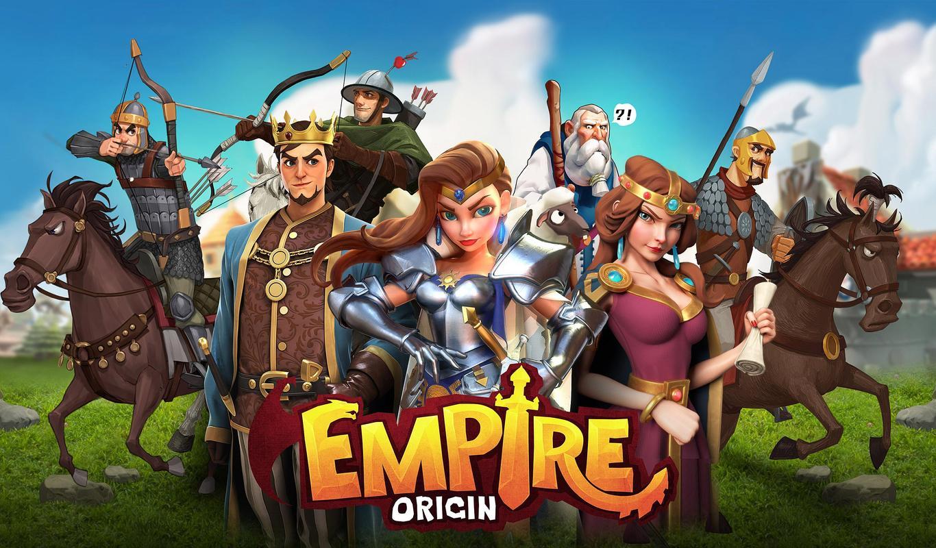 empire origin logo