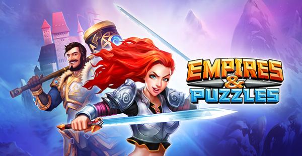 Das mobile Puzzlespiel Empires & Puzzles ist auch in Deutschland sehr beliebt