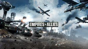 Empires and Allies Cheats – Gold, Vorräte und Treibstoff
