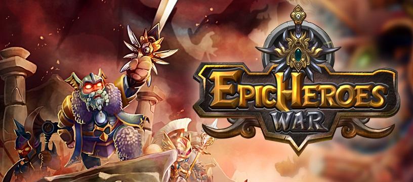 epic heroes war logo