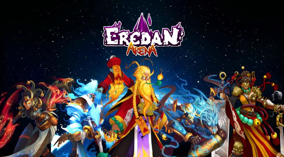 eredan arena - logo