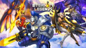 Eternity Legends Cheats – unendlich Edelsteine und Gold