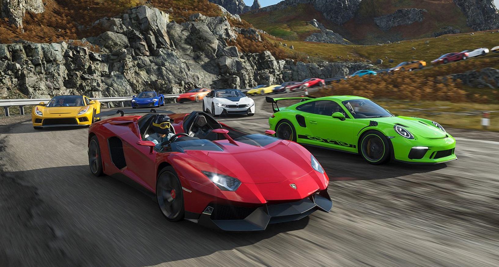 Forza Horizon 8 - Das Rennspiel wird nur auf der Xbox Series X verfügbar sein