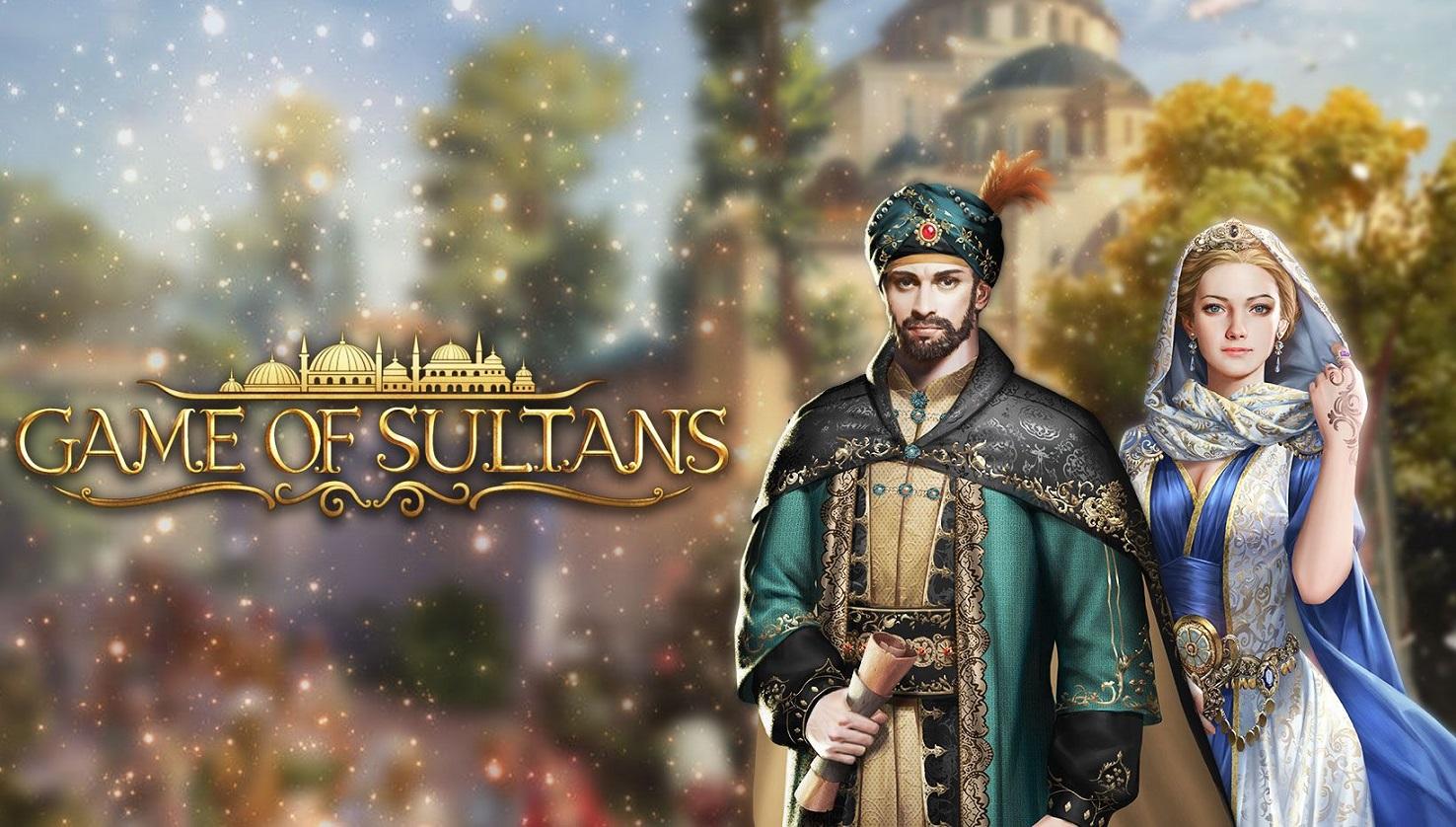 Game of Sultans - Strategie Handyspiel