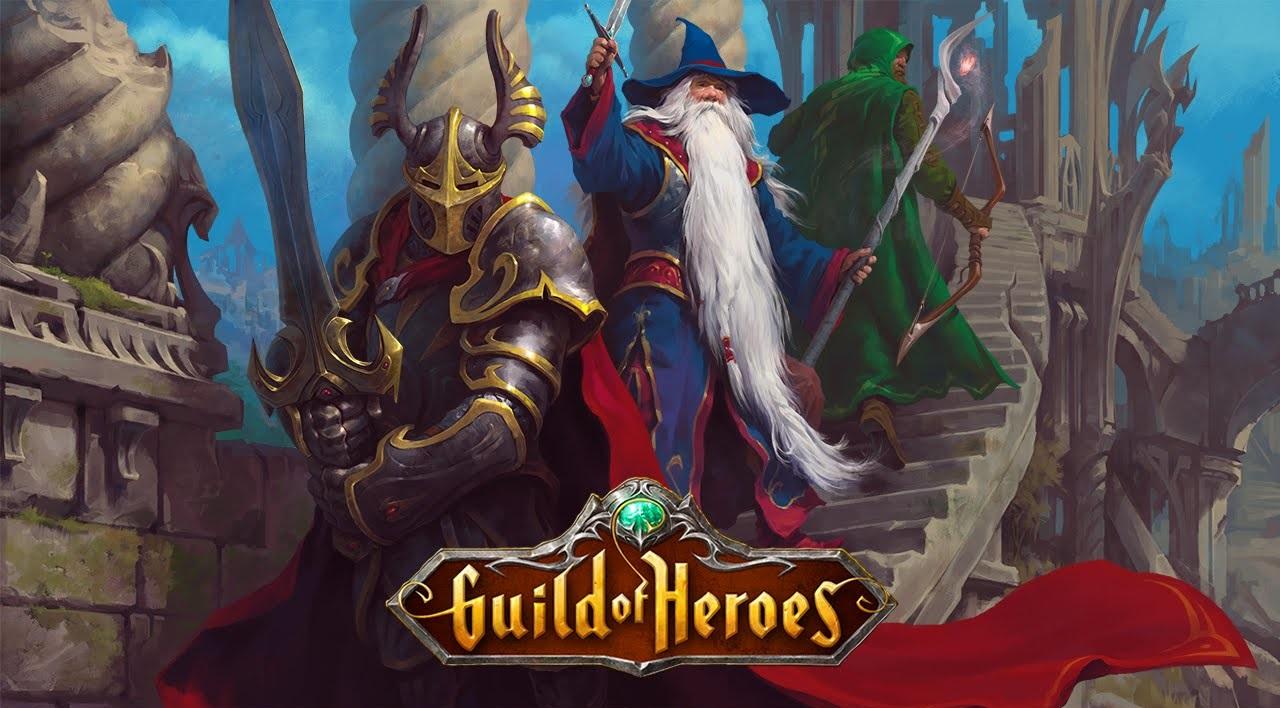 Guild of Heroes - Handyspiel für Android und iOS