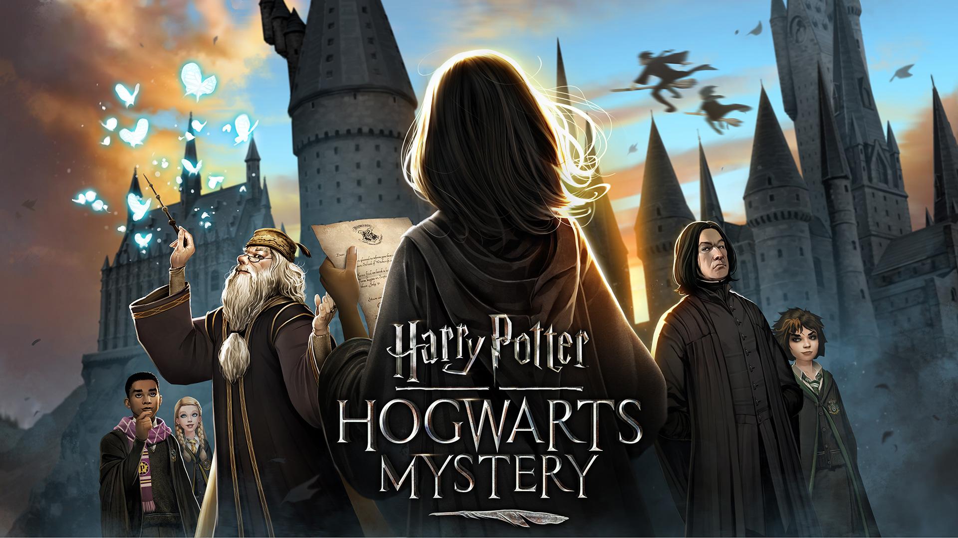 Harry Potter Hogwarts Mystery - Handyspiel für iOS und Android