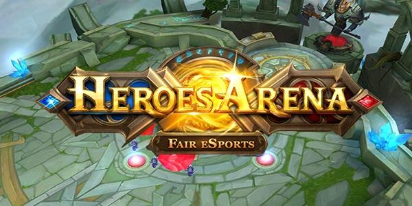Heroes Arena - logo