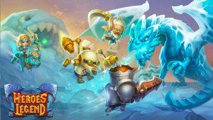 Heroes Legend – Diamanten und Münzen Cheats