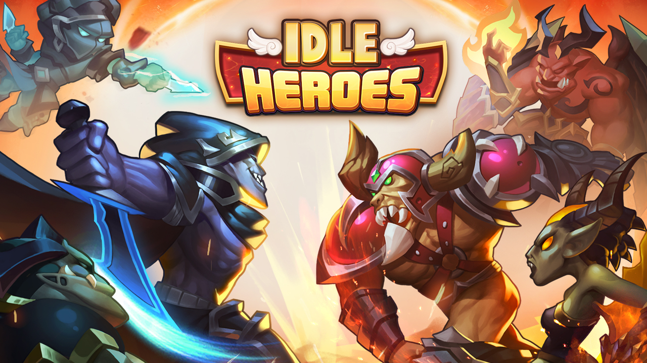 idle heroes spiel mobile