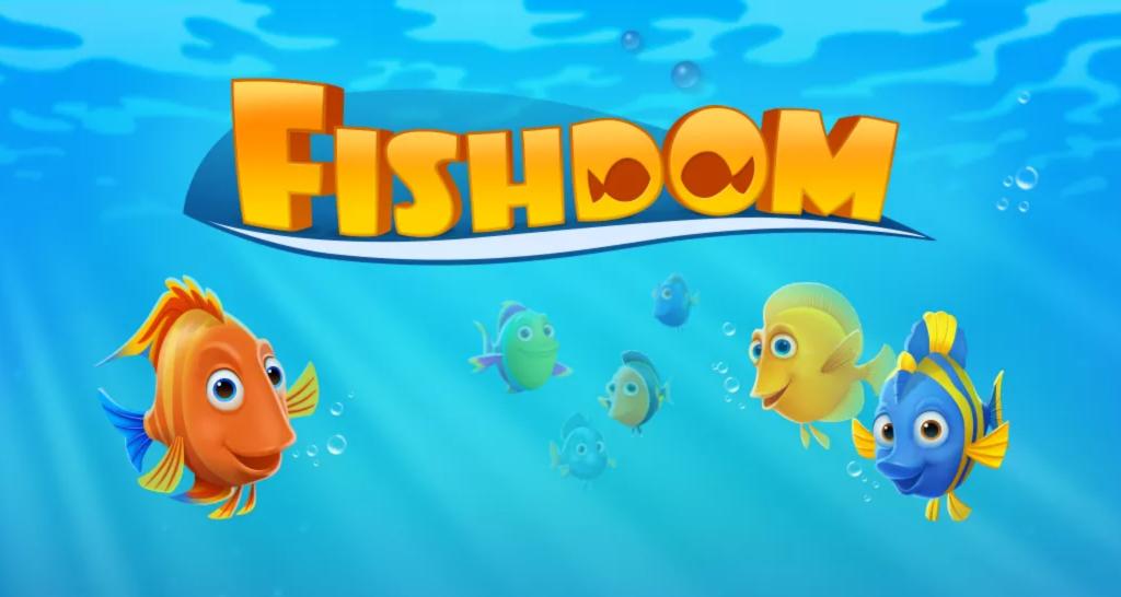 Fishdom - Puzzlespiel für Handy und Tablet