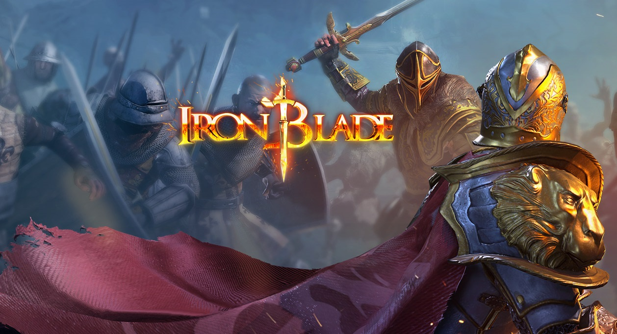 Iron Blade - mobiles Actionspiel (Deutsch)