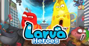 Larva Heroes Cheats – magische Süßigkeiten und Gold