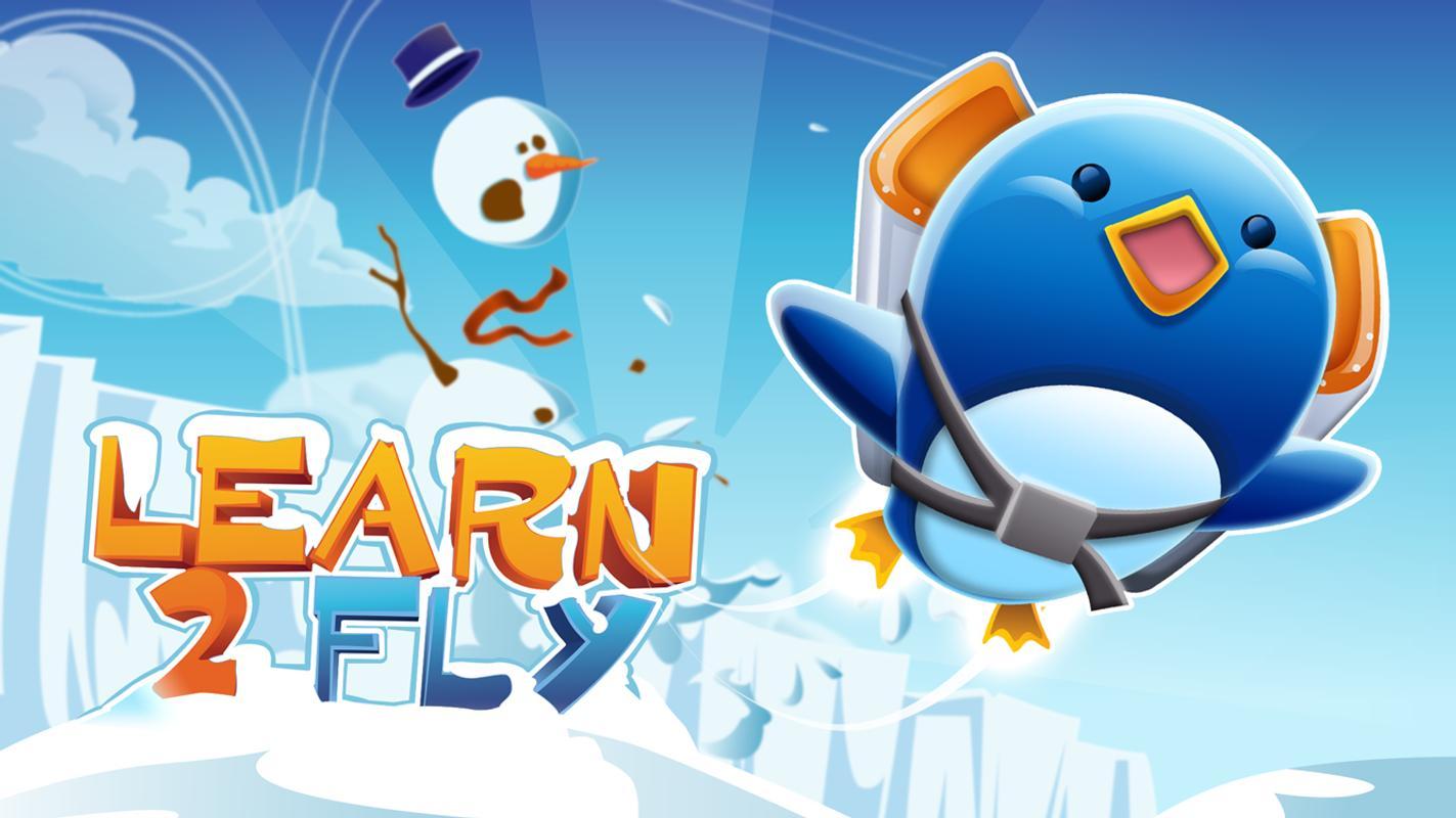 learn 2 fly spiel bild