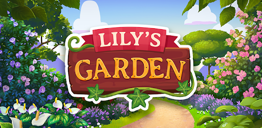 Lily's Garden - mobiles Puzzlespiel