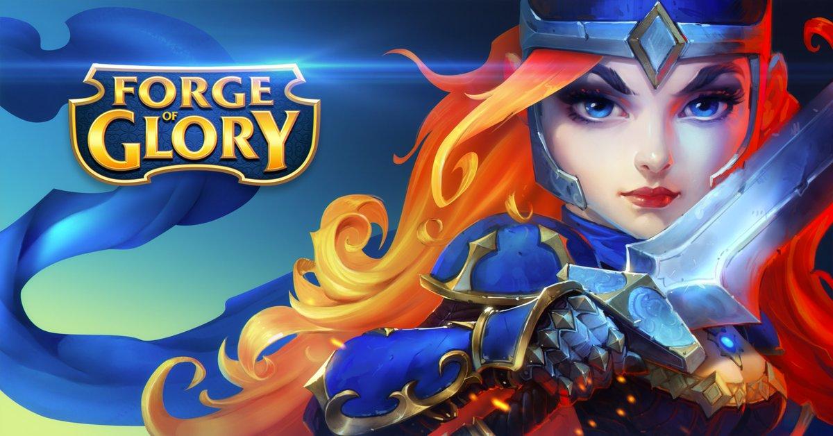 Forge of Glory - Handyspiel