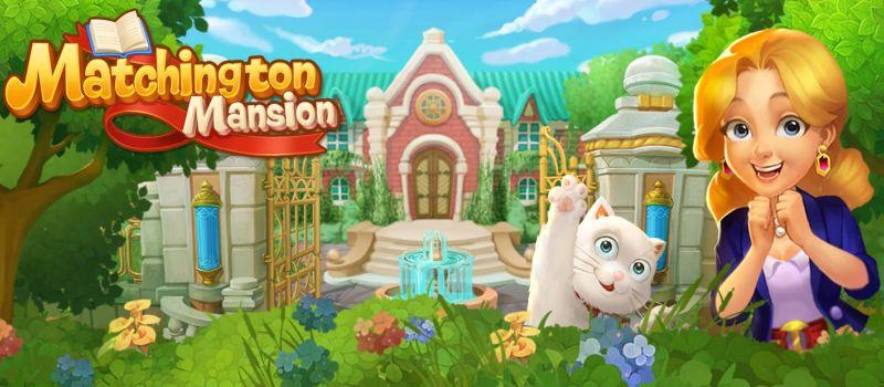 Matchington Mansion ist eines der besten Puzzlespiele