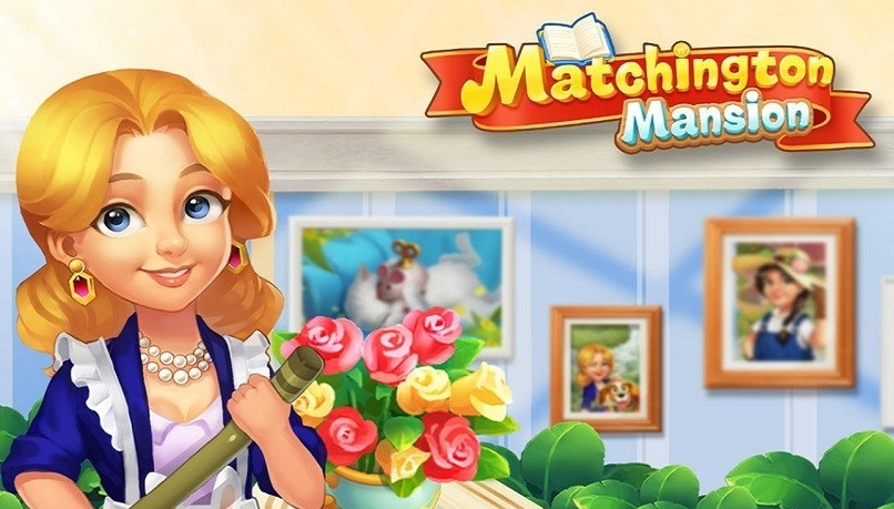 Matchington Mansion - Puzzle Handyspiel, deutsche Version