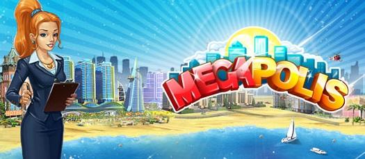 Megapolis Spielelogo