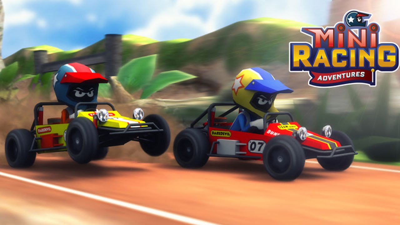 mini racing adventures logo