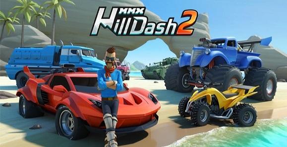 MMX Hill Dash 2 - Spiel Logo