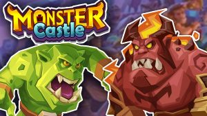 Monster Castle Kristalle und Blutsteine Cheats